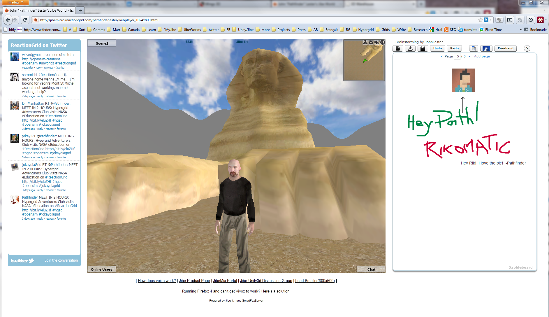 The Riddle of the Sphinx: Using Google Warehouse models in Jibe and