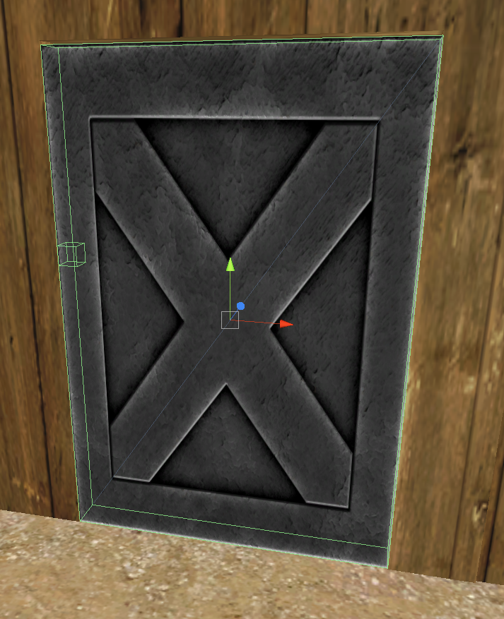 How to make a door that automatically opens and closes in