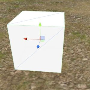 step 02 creating a cube