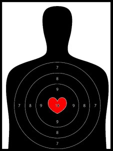 15179424-black-human-shooting-target-with-valentine-heart-main-point-on-white-background-Stock-Vector