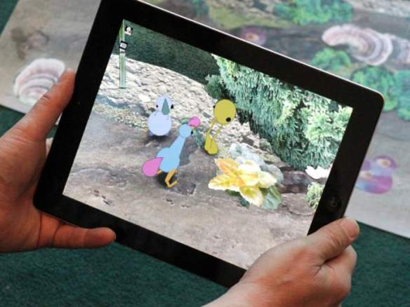 Wiggle Planet has developed a software platform that allows for the creation of emotionally intelligent animated characters that can inhabit the world around us through geolocation-based augmented reality.